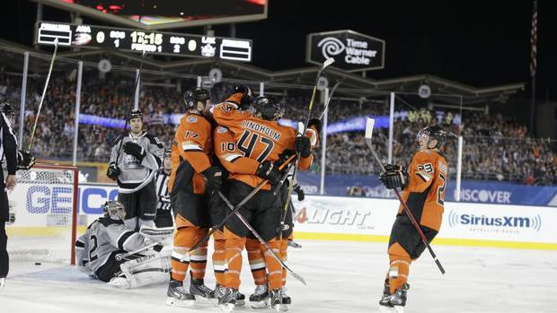 an recount of the atmosphere of nhl playoffs An recount of the atmosphere of nhl playoffs 461 words 1 page two giants of the nhl slug it out on the ice 468 words 1 page a history of the san jose sharks .
