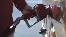 Gasoline prices in the U.S. jumped 7 per cent in September after climbing 9 per cent the prior month. (Fred Lum/Fred Lum/The Globe and Mail)