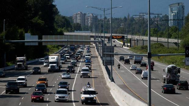 Road Conditions Vancouver: Vancouver Has Worst Traffic Congestion In Country: Report