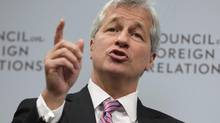 On Jamie Dimon's watch, JPMorgan Chase weathered the financial crisis in far better shape than many of its peers. But a series of recent troubles – trading losses, a congressional investigation, repeated probes by regulators – has blemished his record. (Yuri Gripas/Reuters)