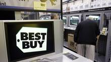 Underlining management's confidence, Best Buy in June hiked its dividend by 12 per cent. (Christinne Muschi/The Globe and Mail)