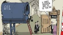 Where we go after Keystone (Brian Gable/The Globe and Mail)
