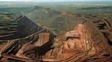 BHP Billiton's Mount Whaleback mine in Australia. (BHP BILLITON/REUTERS)