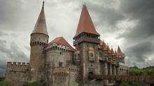 Romania's Corvinilor Castel once imprisoned Vlad the Impaler. (istock.com)