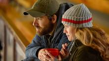 Ryan Reynolds and Mireille Enos in Captives.
