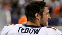 Can quarterback Tim Tebow guide the Broncos to the Super Bowl? (Photo by Hannah Foslien/Getty Images) (Hannah Foslien/2011 Getty Images)
