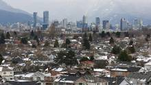 A city planners' report says Vancouver needs to see three times the housing currently available for renters making less than $50,000 a year, as well as double what is currently available for families wanting to rent or buy. (CHRIS HELGREN/REUTERS)
