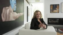 Judith Mackin of Saint John, N.B., is known for her marketing, event planning and interior design projects through her companies Punch Productions and Punch Inside. (David Smith For The Globe and Mail)