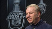 Montreal Canadiens head coach Michel Therrien (Paul Chiasson/THE CANADIAN PRESS)
