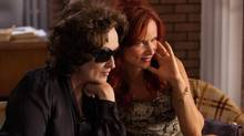Meryl Streep and Juliette Lewis in August: Osage County.