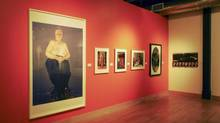 THEMUSEUM is hosting an exhibit of about 120 nudes from the Canada Council Art Bank for 12 weeks.