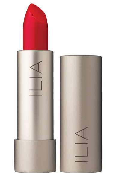 Pure Anada: The satin-sheen lipsticks in this Manitoba-based line come in ultra-saturated colours derived from mineral pigments bound with plant oils and butters. They can be worn alone or paired with the brand's lip liners and glosses. Pure Anada Natural Lipstick, $12 for 10 ml. See www.pureanada.ca for a list of retailers. (Dyad Photography)