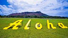 There's a barrage of marketing around Hawaii's famous greeting, but its deeper meaning influences island life. And the haoles who visit. (Hawaii Tourism/Hawaii Tourism)