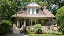 HOME OF THE WEEK 16 BALSAM RD., Toronto. Asking price: $2.299-million The house, in the heart of Toronto's Beaches neighbourhood, was built in the 1920s in the arts and crafts style made popular by Eden Smith - the architect who built many of the homes on Balsam Rd. (David Tong)