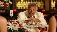 Interesting Man campaign for Dos Equis beer