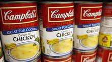 Incoming CEO Denise Morrison told an investor?s meeting this week that Campbell?s will boost the sodium content of some products. (Joshua Lott/Reuters/Joshua Lott/Reuters)