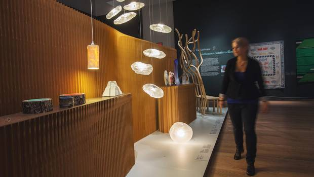 Omer Arbel's 73 Series Pendant Lamps may tap into tradition but are confidently his own.