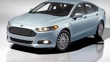 2013 Ford Fusion Energi (Ford)