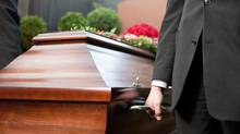 There are a growing number of low-cost alternatives for funerals, so don't feel boxed into the traditional funeral home experience. (Getty Images/iStockphoto)