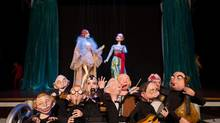 Life is a cabaret for Ronnie Burkett's beloved puppets.
