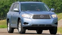2009 Toyota Highlander (Toyota/Toyota)