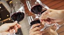 red wine glasses (Nikada/Getty Images/iStockphoto)
