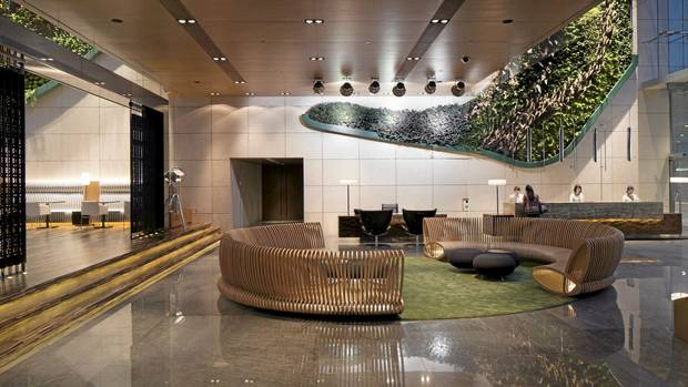 Hotel Icon is on the cutting edge of cool in Hong Kong