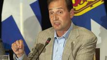Prince Edward Island Premier Robert Ghiz supports a provincial pension system to supplement the CPP. (Andrew Vaughan/The Canadian Press)