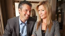 Chad Bisch and Kelley Keehn co-host Burn My Mortgage on the W Network.