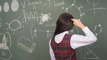 Canada's student performance, formerly well above the OECD average, is now considerably less so. Canadian students are getting weaker, not better, particularly in math. (idealistock/Getty Images/iStockphoto)