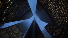 The dividend increases for which Canadian banks were famous are not what they used to be. (MARK BLINCH/REUTERS)