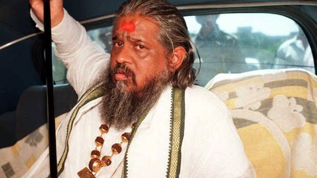 Chandraswami, celebrity guru who fell from favour, dies at 66 - The Globe and Mail