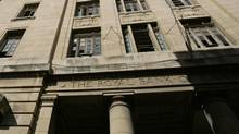 The exterior of the former Royal Bank of Canada branch in Old Havana is seen in a July 2007 file photo. (Enrique De La Osa/Reuters/Enrique De La Osa/Reuters)