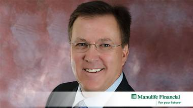 Bill Bell, a financial advisor with Manulife Securities Incorporated in Aurora, Ont. (Manulife Financial)