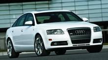 2008 Audi A6 (Audi)