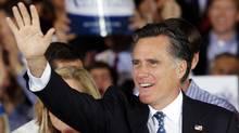 Mitt Romney (Gerald Herbert)