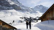 Switzerland is one of the few European countries not in the European Union, and right now it seems like an island of relative tranquillity in a stormy sea, cocooned from the rest of the continent. (JUNGFRAU REGION TOURISM)