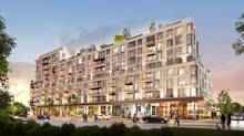 The Kingston & Co. development will be a 10-storey building with around 150 suites, ranging up in size to three-bedroom-plus-den units. (Norm Li)