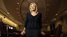 Competition Commissioner Melanie Aitken (Blair Gable/© 2009, Blair Gable Photography)