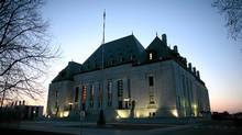 Supreme Court of Canada is seen in Ottawa (Dave Chan for The Globe and Mail/Dave Chan for The Globe and Mail)