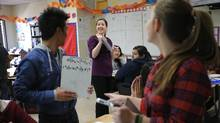 A bar exam for teachers has been proposed in the United States. (Jae C. Hong/AP)