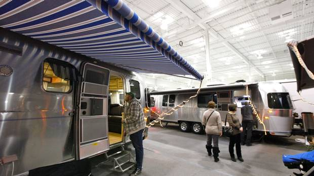 In Pictures Highlights From The 2014 International Rv