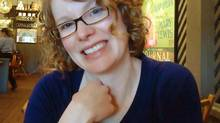 Facebook photo of Lisa Gibson, the Winnipeg mother of two children who died four days earlier. Facebook (TGAM)