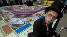 Mr. Monopoly. Hasbro and Google have teamed up for an online, real-world version of the classic game. (Peter Mccabe)