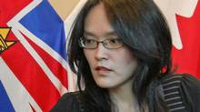 In 2008, NDP MLA Jenny Kwan spearheaded the Zhao family's emotional visit to Vancouver. (Darryl Dyck/The Canadian Press)