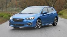 2017 Subaru Impreza (Mark Richardson/The Globe and Mail)