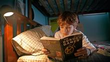 Josh Moshenberg, 11, has read all three books in the Hunger Games series. (Jennifer Roberts for The Globe and Mail/Jennifer Roberts for The Globe and Mail)