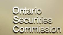 The Ontario Securities Commission. (PETER POWER/THE GLOBE AND MAIL)