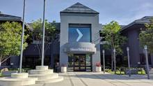Silicon Valley Bank's headquarters in Santa Clara, Calif. (JAMES BRADSHAW/THE GLOBE AND MAIL)