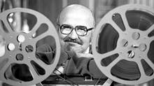 "Elwy Yost, former host of TVO's ""Saturday Night at the Movies"""